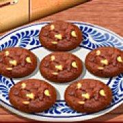 Игра Игра Кухня Сары шоколадное печенье
