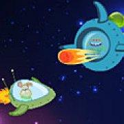 Игра Игра Барбоскины космос
