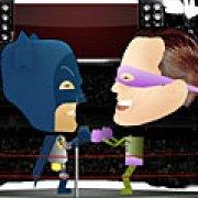 Игра Игра Бэтмен драки