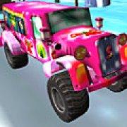 Игра Игра Новогодний грузовик 3Д