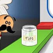 Игра Игра Папа Луи гамбургеры