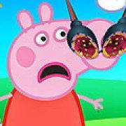 Игра Игра Свинка Пеппа лечит нос