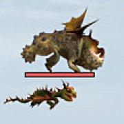 Игра Игра Как приручить дракона: атака изгнанных (Dragons Outcast Attack)