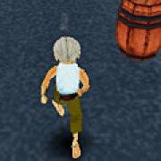 Игра Игра Злой Дедушка бежит 3Д