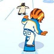 Игра Игра Спасательный сноуборд Диего