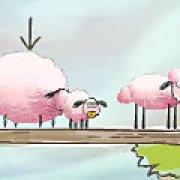 Игра Игра Овцы идут домой в Китае
