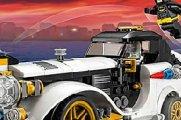 Игра Игра Лего Бэтмен: найди отличия машин