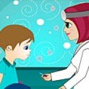 Игра Игра Эми: глазной доктор