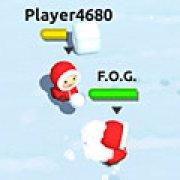 Игра Игра Snowfight.io