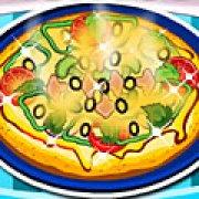 Игра Игра Готовка пиццы