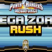 Игра Игра Могучие рейнджеры: Мегазорд