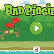 Игра Игра Bad Piggies