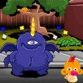 Игра Игра Счастливая обезьянка: Уровень 525