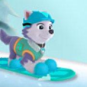 Игра Игра Щенячий патруль снежная лавина