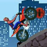 Игра Игра Человек паук: супер байк