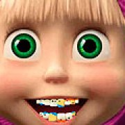 Игра Игра Маша лечит зубы