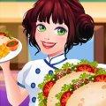 Игра Игра Тако Мейкер: Приготовь Вкусную Еду