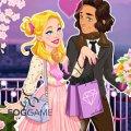 Игра Игра Одевалки: День Святого Валентина Одри