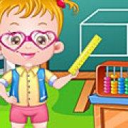 Игра Игра Малышка Хейзел учитель