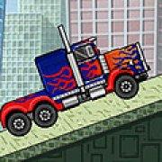 Игра Игра Трансформеры: гонка машин