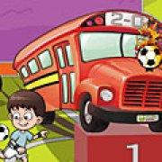 Игра Игра Парковка автобуса: футбол евро