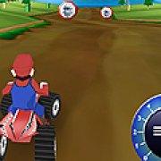 Игра Игра Марио на квадроцикле 3Д