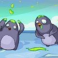 Игра Игра Пингвины зомби