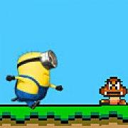 Игра Игра Миньоны в мире Марио