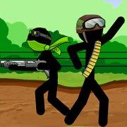 Игра Игра Стикмен: Армия Сопротивления