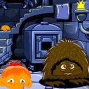 Игра Игра Счастливая обезьянка: Уровень 534
