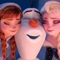 Игра Новость Новый трейлер короткометражного мультфильма Olaf