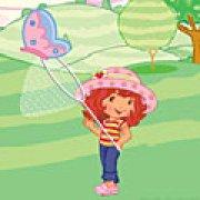 Игра Игра Шарлотта Земляничка ловит бабочек