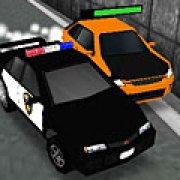 Игра Игра Гонки полиция