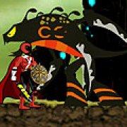 Игра Игра Могучие рейнджеры: земля монстров