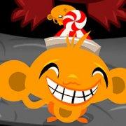 Игра Игра Счастливая обезьянка уровень 122