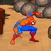Игра Игра Тренировка Человека Паука
