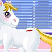 Игра Игра Пони у ветеринара