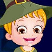 Игра Игра Малышка Хейзел Хэллоуин ночь