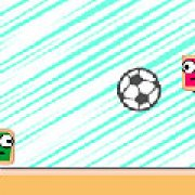 Игра Игра Мистер Тарт: футбол головами (Mr Tart Football)