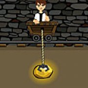 Игра Игра Золотоискатель Бен 10