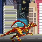 Игра Игра Роботы динозавры 2: прыжки