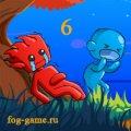 Игра Игра Огонь и Вода: выживание на острове 6