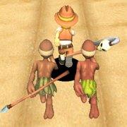 Игра Игра Сабвей серф: Побег из Храма Гробницы