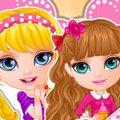 Игра Игра Малышка Барби: сестры