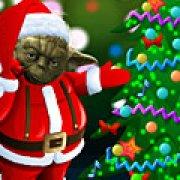 Игра Игра Звездные войны Йода Новый год