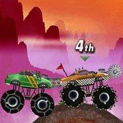 Игра Игра Войны Грузовиков Truck Wars