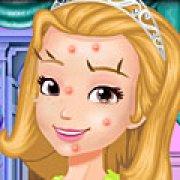 Игра Игра Королевский макияж Эмбер