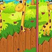 Игра Игра Животные зоопарка: отличия