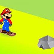 Игра Игра Марио-сноубордист