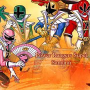 Игра Игра Могучие рейнджеры самураи 2